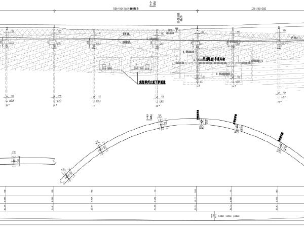 [湖南]旅游专线8.11km道路及景点设计图纸
