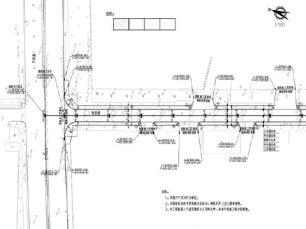 [青岛]道路整治提升工程初设图纸(含概算)
