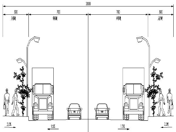 [贵阳]道路(给排水/电力)工程施工图设计