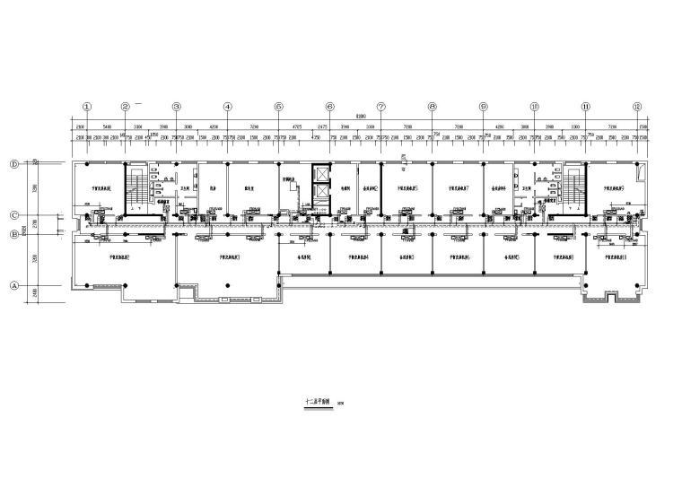某商业楼中央空调设计(同程)
