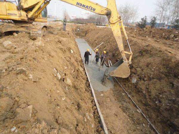 [专家论证]市政管道深基坑开挖专项施工方案