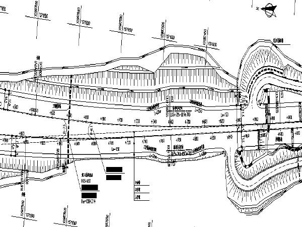 公路改扩建工程图纸(含隧道)附招标文件