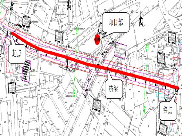 [浙江]小镇环境整治道路桥梁施工组织设计