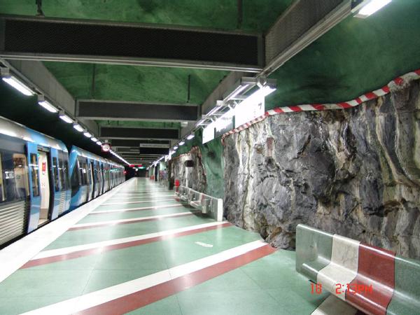城市矿山法隧道施工安全与风险控制