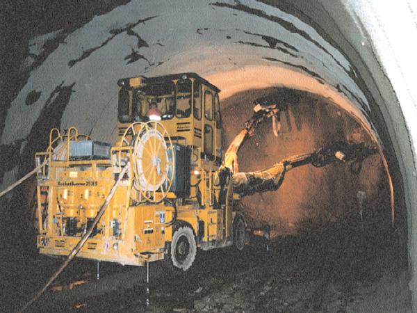 隧道施工班组级入场安全教育培训课件PPT