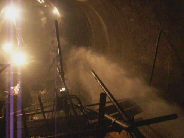 铁路工程岩溶高风险隧道安全施工技术