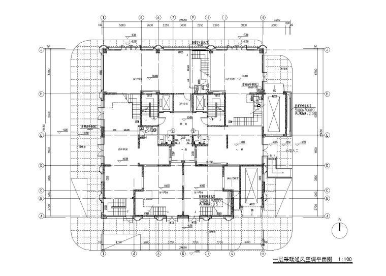 青岛恒温恒湿住宅项目(毛细管辐射供冷暖)