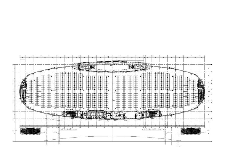 福州海峡国际会展中心扩建工程暖通施工图