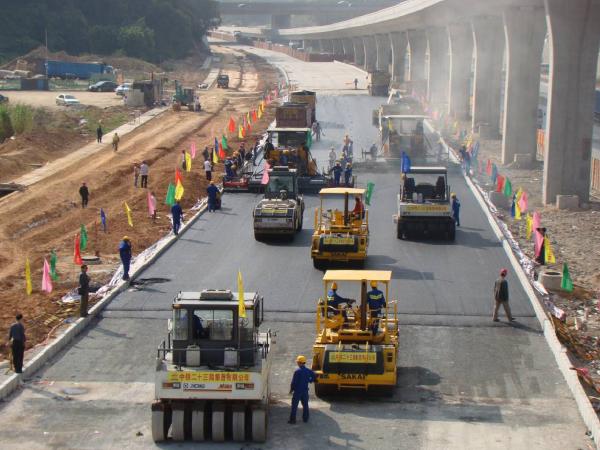 国道改建沥青路面SMA试验段总结报告