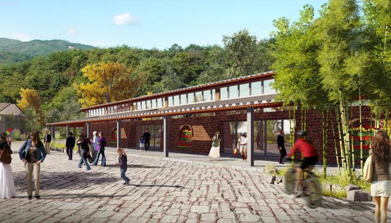 [湖南]长沙现代农业乡村建设景观规划文本