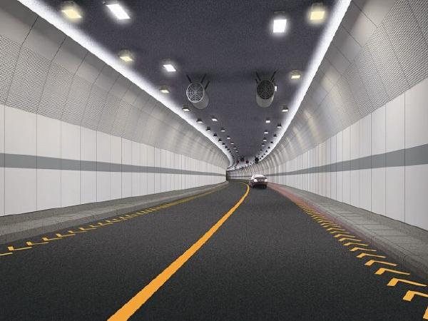 国道呼和浩特段前坝底隧道出洞施工方案