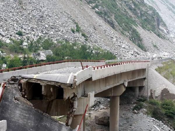 桥梁隔震减震与结构控制初步设计
