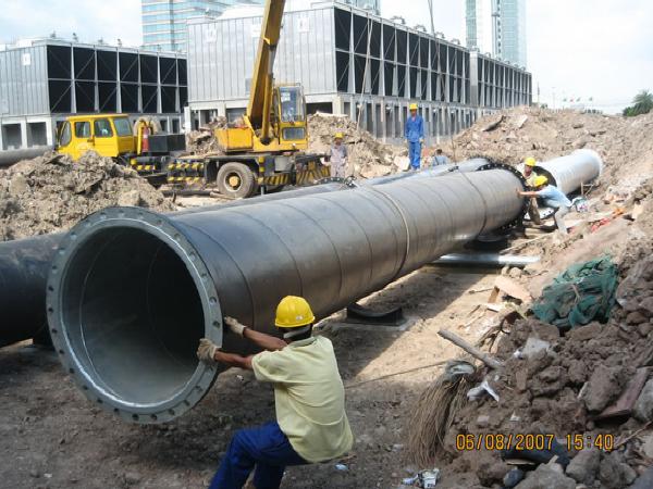 市政管道工程基础/施工/质量控制学习讲义