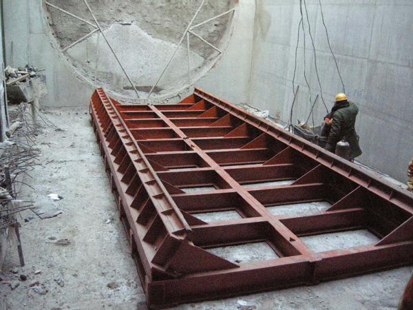 盾构始发和到达施工关键技术(88页)