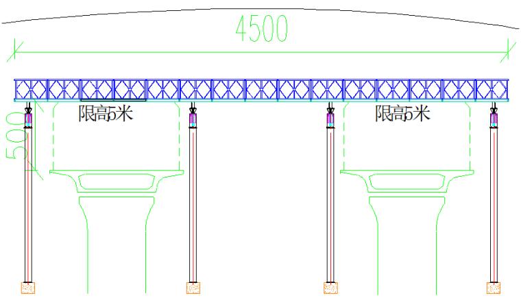 南三环互通立交工程模板支架系统施工方案_3
