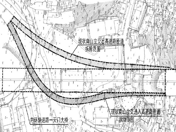 立交工程匝道桥拆除专项施工方案