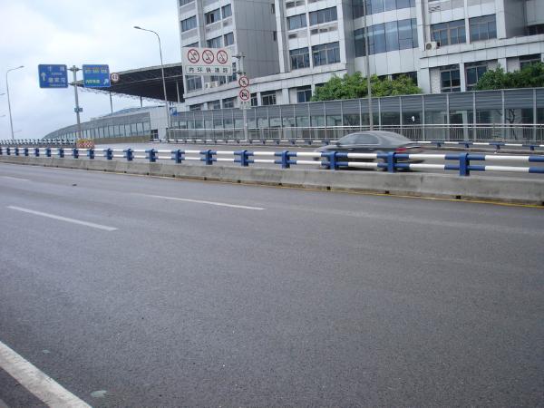 大桥立交工程拆除并安装防撞护栏专项方案