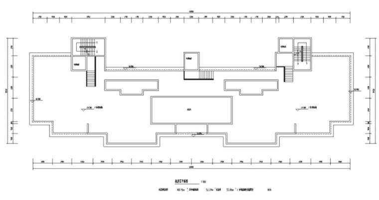 租赁型住宅及徕卡公园标文(含图纸)-2、机房平面图