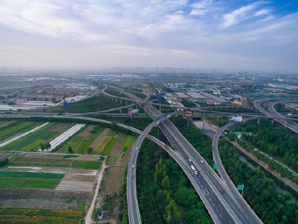 高速公路立交桥钢箱梁施工组织设计