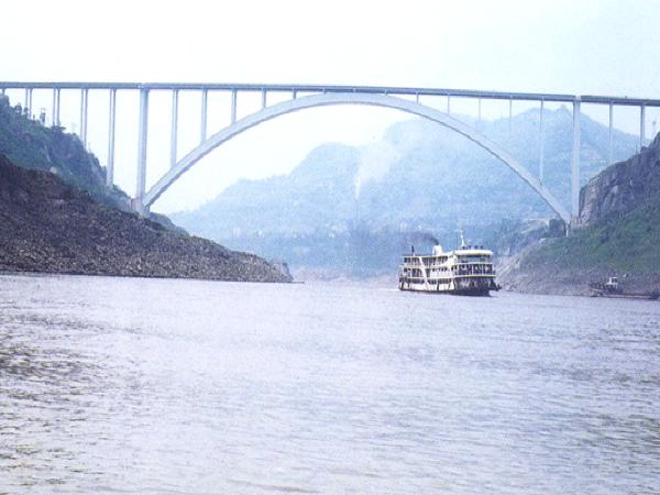 上承式拱桥劲性骨架施工工法PPT(54页)