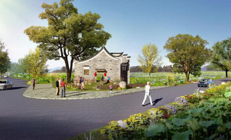 [湖南]长沙县春华现代农业示范园项目规划
