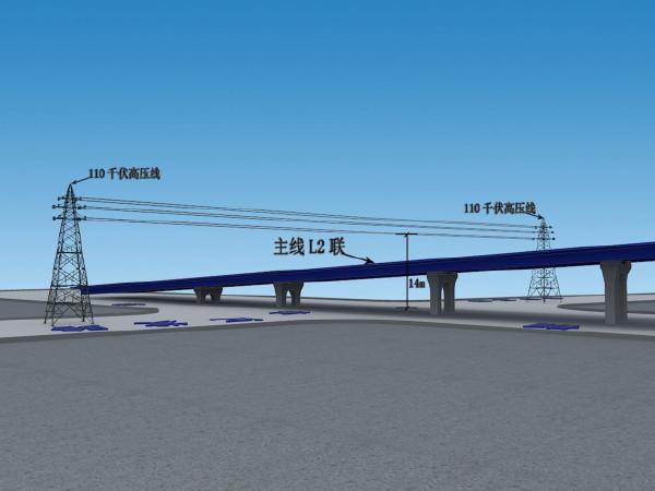 城市快速路高架钢箱梁吊装方案(123页)