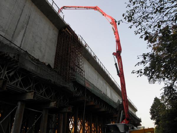 桥梁施工期安全风险辨识方法