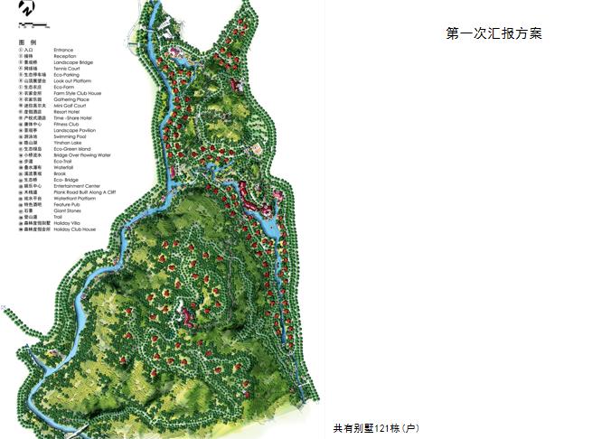 [浙江]温州生态农业观光旅游规划方案