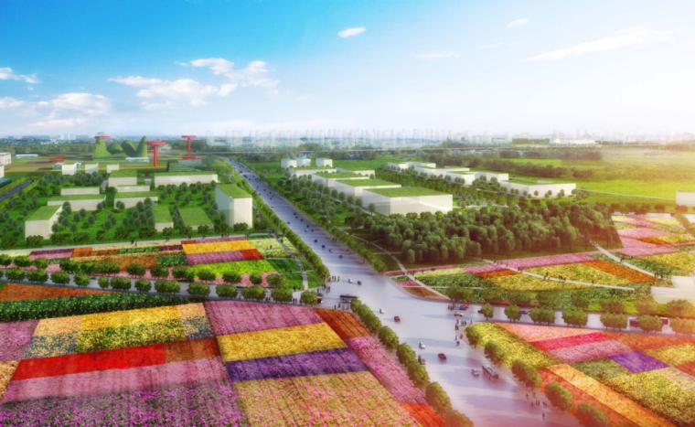 [北京]农业生态谷概念性规划设计方案文本
