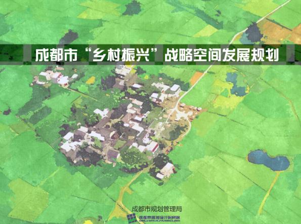 [四川]成都市乡村振兴空间发展规划文本PDF