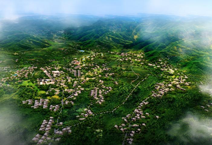 """[河南]大冶镇""""美丽乡村""""城乡规划方案文本"""