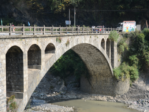四级公路桥梁维修加固工程汇报材料