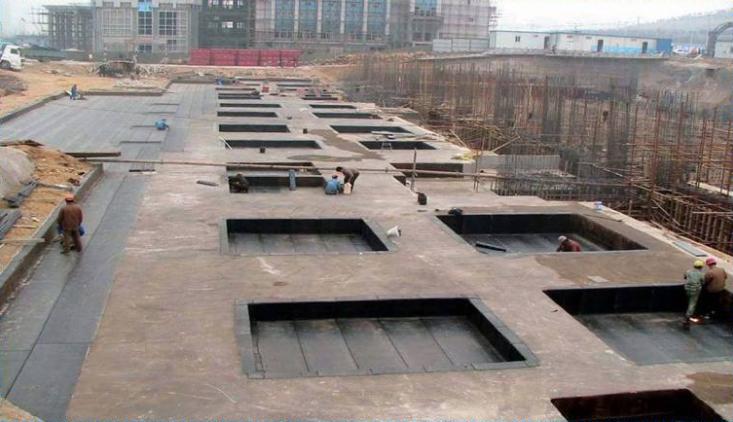 建筑工程防水施工及質量通病防治措施講座