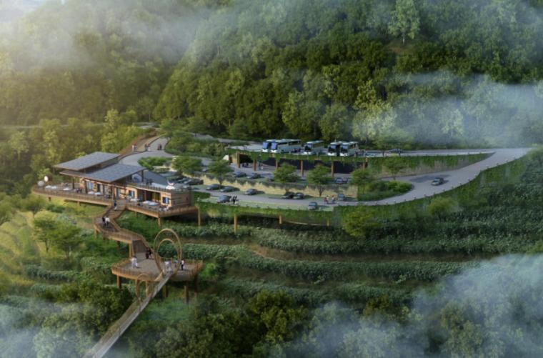 [湖南]湘西苗家村庄旅游扶贫规划方案文本