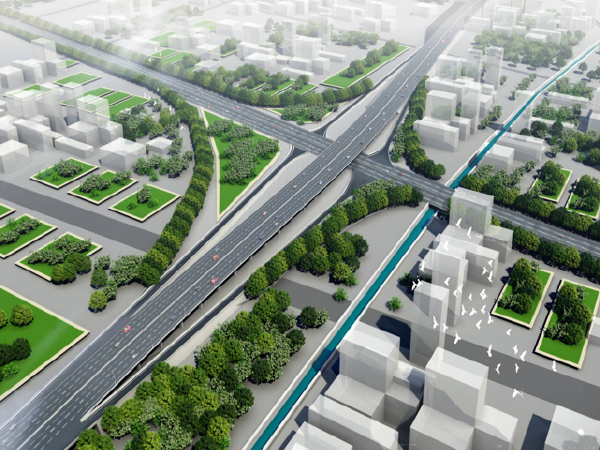 60篇路桥隧工程施工技术汇报PPT合集_3