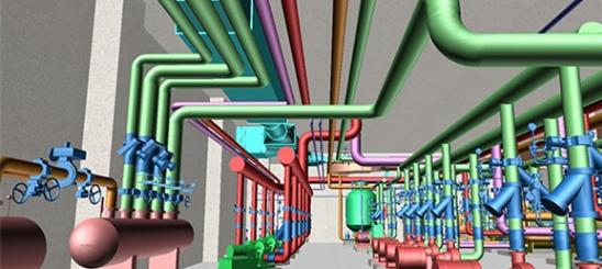 BIM技术在给排水、消防管道设计中有什么应