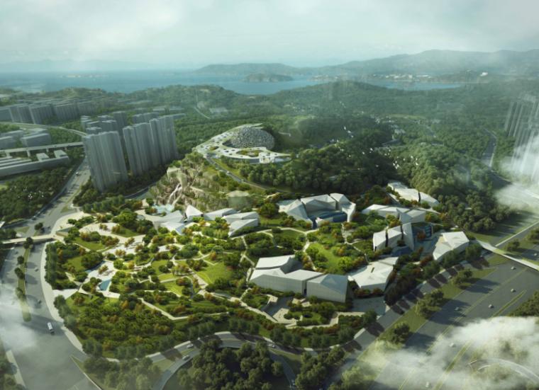 [深圳]生态修复博物公园概念方案设计文本