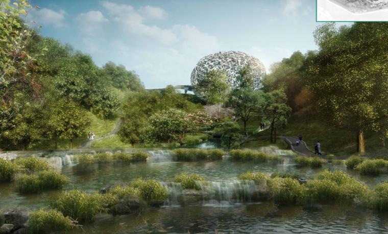 森林公园的体验式设计&附100套公园设计资料_7