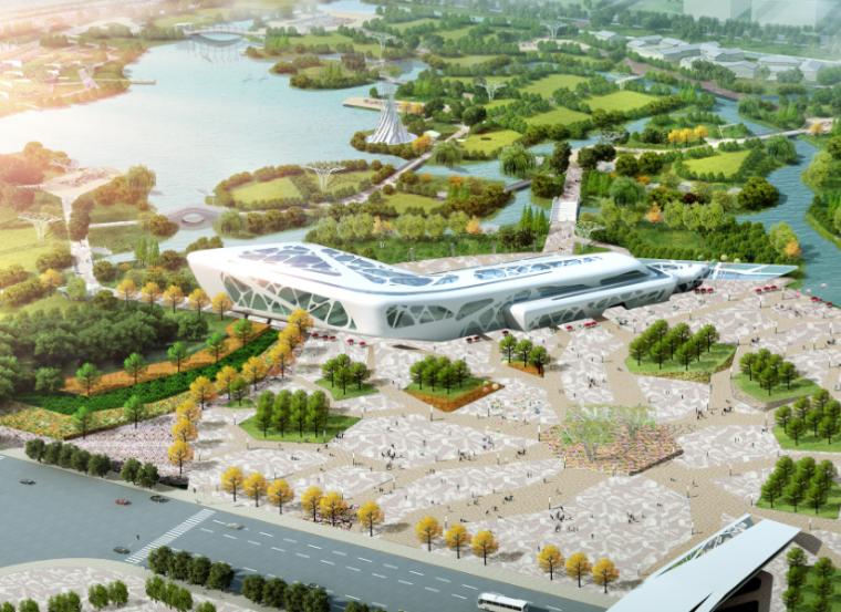 [湖北]武汉园博会公园景观规划方案文本