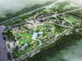 [安徽]现代曲线滨水公园方案设计文本