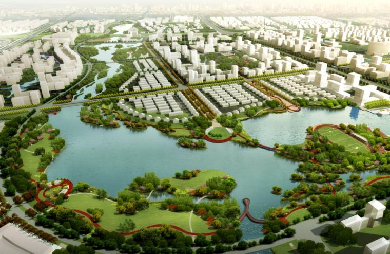 [江苏]南通滨水公园核心景观规划方案