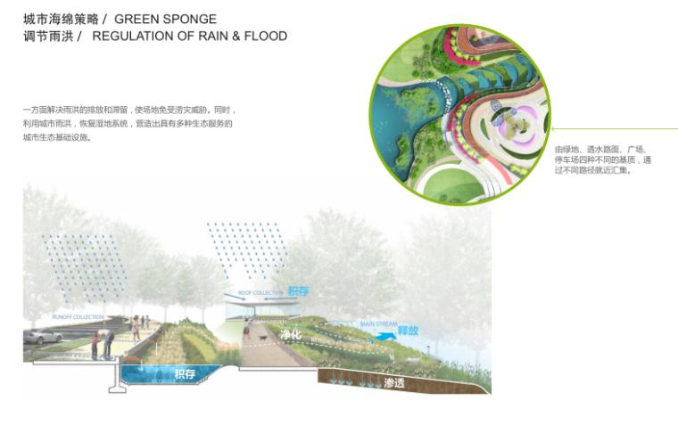 [安徽]现代曲线滨水公园方案设计文本_19