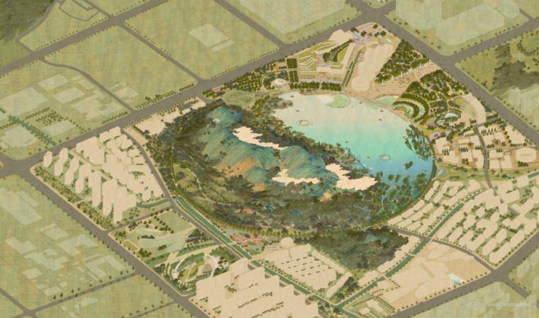森林公园的体验式设计&附100套公园设计资料_5