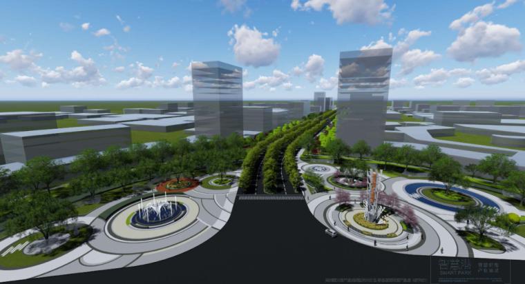 [湖南]绿色智能制造产业园城市规划设计方案_4