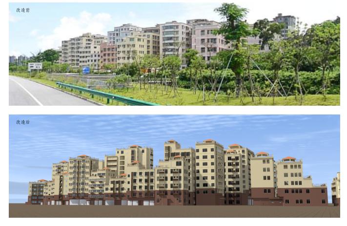 珠海市街道外立面改造整治方案PDF,共47页