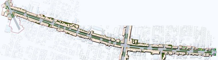 西安市长安区斗镇街道环境改造整治方案
