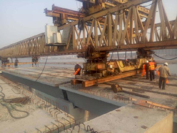 [无锡]航道整治工程桥梁实施性施工组织设计