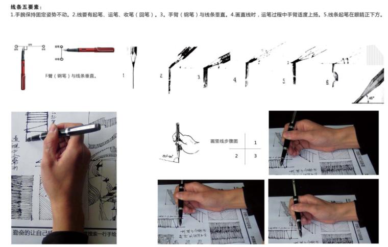园林景观零基础手绘学习教程PDF,共185页