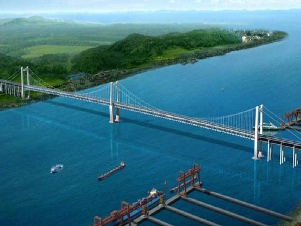 混合梁钢桥面浇注式沥青混凝土施工技术交流