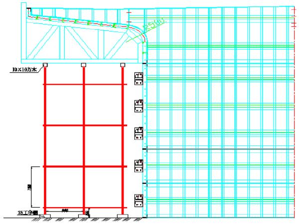 西部沿海特大桥墩台身专项施工方案
